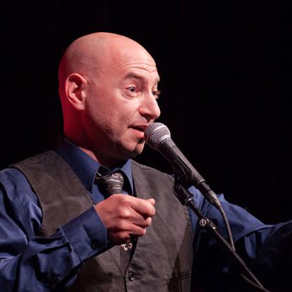 Presenter, Marc Moss